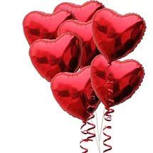 Красное сердце 18'