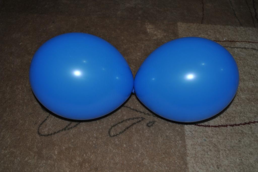 Как сделать грузик к шарику 629