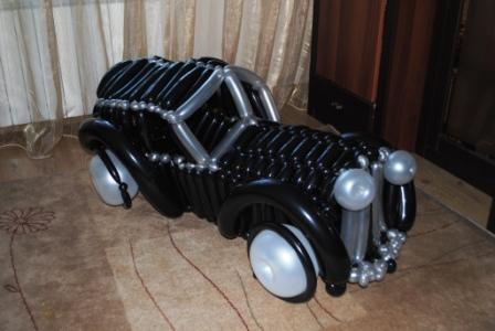 ГАНГСТЕРСКИЙ автомобиль